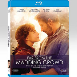 FAR FROM THE MADDING CROWD - ΜΑΚΡΙΑ ΑΠΟ ΤΟ ΠΛΗΘΟΣ (BLU-RAY) - ODEON