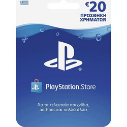 Sony Playstation 20€ Prepaid Card