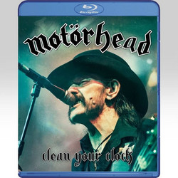 MOTORHEAD: CLEAN YOUR CLOCK (BLU-RAY) - IMPORTED / ΕΙΣΑΓΩΓΗΣ