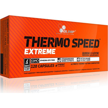 Olimp Thermo Speed Xtreme 120s