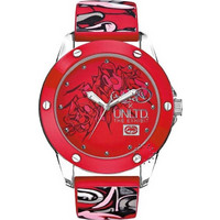 Marc Ecko the Tran Red Rubber Strap E09530G3 5052f725154