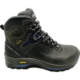 b6e0bcc96aa Ανδρικό ορειβατικό-κυνηγετικό-πεζοπορίας μποτάκι Grisport 12833D1G. - ΜΑΥΡΟ
