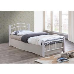 0c82314a179 Norton Κρεβάτι Μονό Μεταλλικό 90x190cm E8070,1