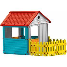 320b4698c5e2 Παιχνίδι κήπου Zita Toys Σπιτάκι με φράχτη