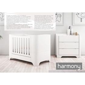 31ae351b5b8 Κρεβάτι CasaBaby Harmony μετατρεπόμενο σε προεφηβικό (ΔΡΥΣ, ΠΕΥΚΟ, ΟΞΥΑ,  ΚΑΡΥΔΙ) +