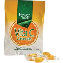 Power Health Vita C Caramels 60gr