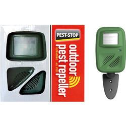 31ea652891d0 PEST STOP Outdoor Ultrasonic All Pest Repeller