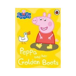 80898ddcb25 Peppa Pig: Peppa and her Golden Boots