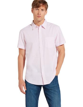 Wrangler ανδρικό πουκάμισο Cameo Pink - W58604MY2 - Ροζ 905994c8105