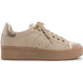 χρυσα παπουτσια migato - Γυναικεία Sneakers  12b6a91d5d3
