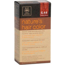 Apivita Nature s Hair Color 6.44 Σκούρο Χάλκινο 50ml 14b642c46ac
