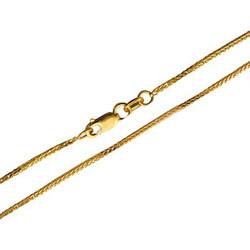 Χρυσή καδένα λαιμού 016517 016517 Χρυσός 9 Καράτια 46ea2fc444f