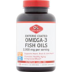 Olympian Labs Enteric Coated Omega 3 Fish Oil 120s 8b10c8f9a05