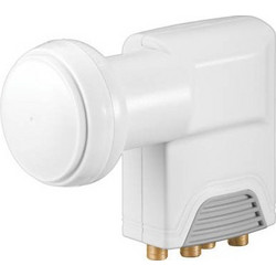 67271 UNIVERSAL QUATTRO LNB DIGITAL SAT-LNB FOR USE ON MULTISWITCHES - (4040849672712)