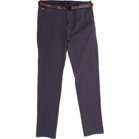 53b48c40ba27 SCOTCH   SODA Classic Garment Dyed Chino 139506 Γκρι