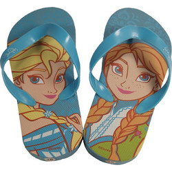cadb5340bd8 Παιδικές Σαγιονάρες Έλσα Και Άννα Frozen Γαλάζιο Χρώμα Disney