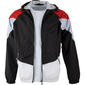 e7d11a91e66a Αντρικό jacket αντιανεμικό με τσέπες   κουκούλα.Basic style. ΜΑΥΡΟ