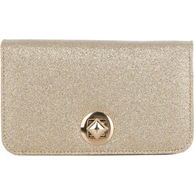 305ef78071 Χρυσό Τσαντάκι Φάκελος Pierro με Μεταλλικό Kούμπωμα Χρυσό Pierro Accessories