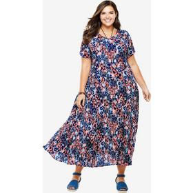 ea1f7753347c φορεματα floral maxi - Φορέματα (Σελίδα 2)