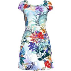 Φόρεμα Elisabeth Vamp 00-10-6841 - floral 2fc8ef33ccc
