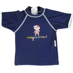 Mayoparasol t-shirt short sleeves αντηλιακό μπλουζάκι θαλάσσης Pirate Boy  blue e5ed4402f15