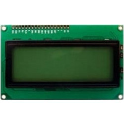 DISPLAY LCD CHARACTER 4X20 ΜΕ ΦΩΤΙΣΜΟ ΠΡΑΣ.(GRK) 98X60mm ZTL ACM2004D-ML-YTW-03