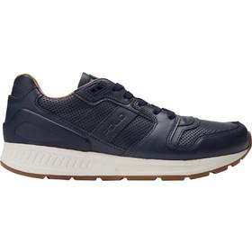 Polo Ralph Lauren ανδρικά παπούτσια δερμάτινα με κορδόνια - 809674774006 -  Μπλε Σκούρο 40348e21c50