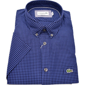 e5b5fd55d57d Ανδρικά Πουκάμισα navy πουκαμισα • Lacoste. navy πουκαμισα Lacoste · LACOSTE  REGULAR FIT SHIRT BLUE BLUE NAVY