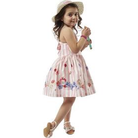 fd007cceb86 Ebita 198246 Φόρεμα παιδικό με καπέλο Ροζ Ebita