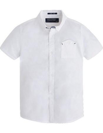 λευκο πουκαμισο παιδικο - Πουκάμισα Αγοριών Mayoral  4caf85de4ec