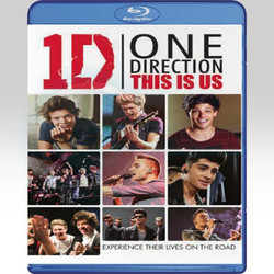 1D ONE DIRECTION: THIS IS US Extended (BLU-RAY) - FEELGOOD ENTERTAINMENT