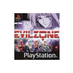PS1 GAME - Evil Zone