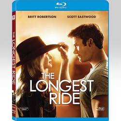 THE LONGEST RIDE (BLU-RAY) - ODEON