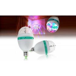 Περιστρεφόμενη Λάμπα E27 LED Disco light 9c58c67f38f