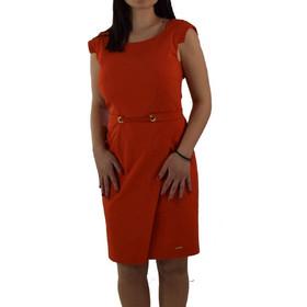 b436b1c322b2 Γυναικείο Φόρεμα Passager 71025 Πορτοκαλί passager 71025 portokali