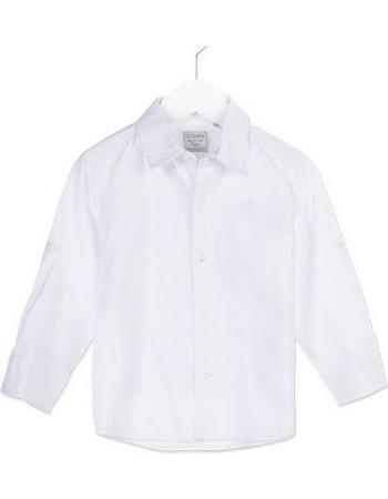 Losan 815-3791AC Πουκάμισο Μακρυμάνικο Λευκό Losan 660e4dbcecb
