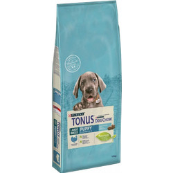 Purina Tonus Dog Chow Large Breed Puppy 14kg