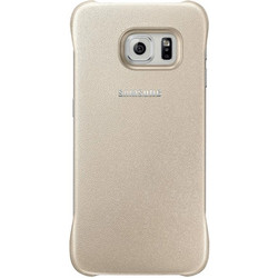 Samsung Protective Cover Gold (Galaxy S6 Edge)