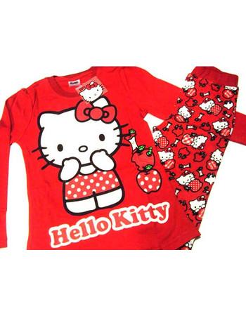Πυτζάμα παιδική κορίτσι Hello Kitty d68dedbb265