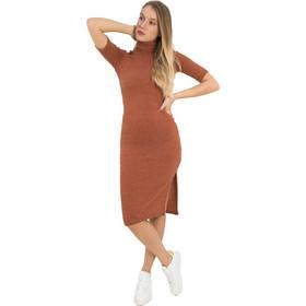 5c3179d86d77 Γυναικείο εκάι ριπ μάλλινο φόρεμα Cocktail 014100072G