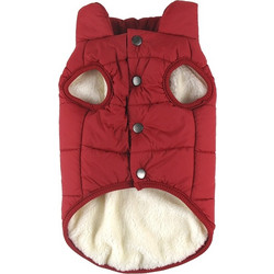 cd8a050ec264 Winter Pet Coat Clothes for Dogs Winter Clothing Warm Dog Clothes