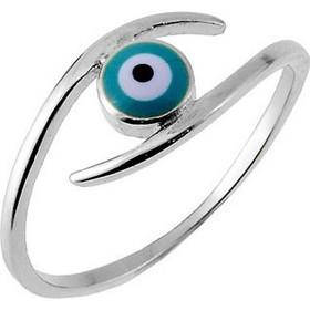 Ασημένιο δαχτυλίδι μάτι 925 DSL267A 33e6e7eb9cd