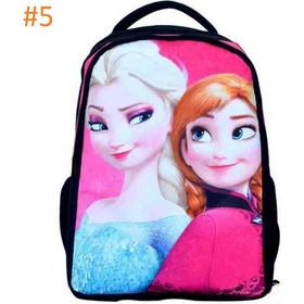 48583cb252 Σχολική Τσάντα 2 θήκες Disney Frozen Anna Elsa 5 8052d-1612Δ
