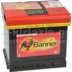 Banner Power Bull P5003 12V 50AH-450EN
