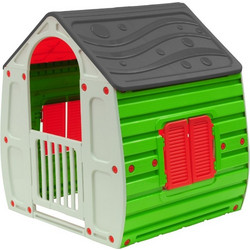 177b7ff5d935 StarPlay - Παιδικό Σπιτάκι Κήπου Magical House Γκρι - Πράσινο 10561