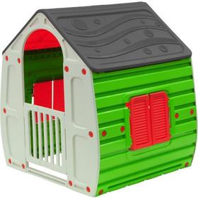 699f42e0f08e StarPlay - Παιδικό Σπιτάκι Κήπου Magical House Γκρι - Πράσινο 10561