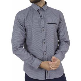 0767a428199f Ανδρικό Μακρυμάνικο Πουκάμισο Slim Fit CND Shirts 3600-2 σκούρο Μπλε
