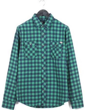 115751f7685c EMERSON Men s Shirt 172.EM60.85 EM 10 GREEN XL Emerson