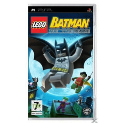 Lego Batman The Videogame - PSP