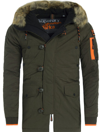 SUPERDRY  SD-3 PARKA  ΑΝΔΡΙΚΟ ΜΠΟΥΦΑΝ M50000YPF1-ARMY (FRENCH NAVY ( 64a3c70d9c5